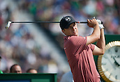 20.07.2014. Hoylake, England. The Open Golf Championship, Final Round. Jordan SPIETH [USA]  from the tee