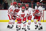 2013-14 NCAA Women's Hockey: Minnesota Duluth at Wisconsin