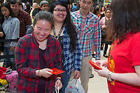 Lunar New Year 2018 at The Shops at Montebello in Los Angeles, California on February 17, 2018. (Photo by Tony Ducret /Guest Of A Guest)