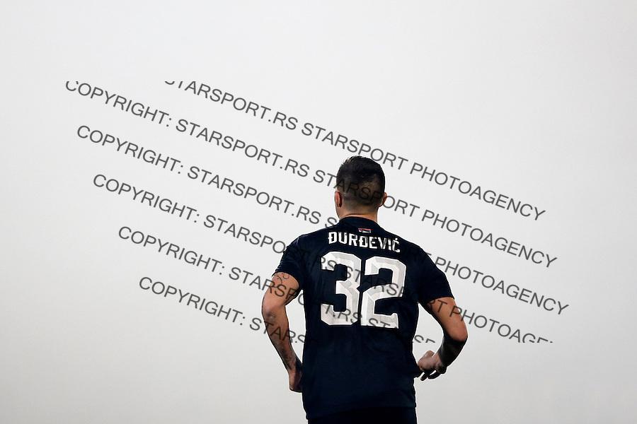 Fudbal Super League season 2016-2017<br /> Partizan v Napredak (Krusevac)<br /> Uros Djurdjevic<br /> Beograd, 25.11.2016.<br /> foto: Srdjan Stevanovic/Starsportphoto&copy;