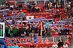 XI Supercopa ENDESA.<br /> Laboral Kutxa Baskonia vs FC Barcelona: 66-95.