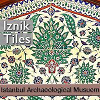Iznik Ceramic Glazed Arabesque Tiles Art, Pictures, Photos, Images, Turkey