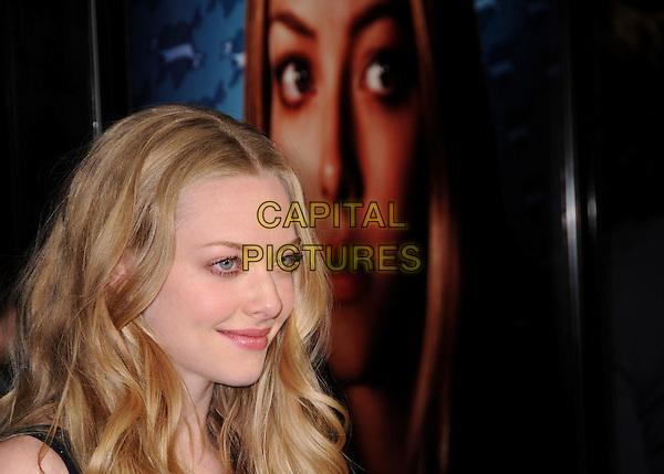 "AMANDA SEYFRIED .HBO's ""Big Love"" 3rd Season Premiere at the Cinerama Dome, Hollywood, California, USA..January 14th, 2009.headshot portrait .CAP/ADM/BP.©Byron Purvis/AdMedia/Capital Pictures."