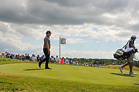 Charley Hoffman (USA) departs the 7th tee during Sunday's round 4 of the 117th U.S. Open, at Erin Hills, Erin, Wisconsin. 6/18/2017.<br /> Picture: Golffile | Ken Murray<br /> <br /> <br /> All photo usage must carry mandatory copyright credit (&copy; Golffile | Ken Murray)