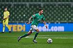 Leonardo Bittencourt (SV Werder Bremen #10) am Ball<br /> <br /> Sport: Fussball: 1. Bundesliga: Saison 19/20: <br /> 26. Spieltag: SV Werder Bremen vs Bayer 04 Leverkusen, 18.05.2020<br /> <br /> Foto ©  gumzmedia / Nordphoto / Andreas Gumz / POOL <br /> <br /> Nur für journalistische Zwecke! Only for editorial use!<br />  DFL regulations prohibit any use of photographs as image sequences and/or quasi-video.