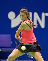 14-12-12, Rotterdam, Tennis Masters 2012, Quirine Lemoine