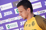 Getafe's Nemanja Maksimovic in press conference after training session. May 19,2020.(ALTERPHOTOS/Acero)