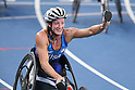 Tatyana Mcfadden (USA), <br /> SEPTEMBER 11, 2016 - Athletics : <br /> Women's 400m T54 Final <br /> at Olympic Stadium<br /> during the Rio 2016 Paralympic Games in Rio de Janeiro, Brazil.<br /> (Photo by AFLO SPORT)