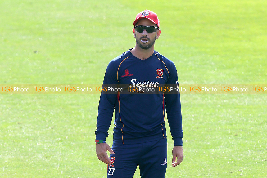 Ryan ten Doeschate of Essex during Essex CCC vs Durham MCCU, English MCC University Match Cricket at The Cloudfm County Ground on 2nd April 2017