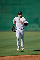 Jackson Generals outfielder Evan Marzilli (7) during a Southern League game against the Mississippi Braves on July 23, 2019 at The Ballpark at Jackson in Jackson, Tennessee.  Jackson defeated Mississippi 2-0 in the first game of a doubleheader.  (Mike Janes/Four Seam Images)
