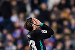 Mateo Kovacic of Real Madrid reacts during the Copa del Rey 2017-18 match between CD Leganes and Real Madrid at Estadio Municipal Butarque on 18 January 2018 in Leganes, Spain. Photo by Diego Gonzalez / Power Sport Images