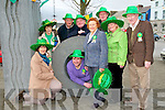 National Day Festival : Pictured at the launch of the St.Patrick's Day Festivities   for  Listowel were in front Breda Dowling, Christie Walsh, Maire Bean Ui Chonchuir, Bernie Keane & Matt Mooney. Back : Jane McCarron, Pat O'Connor, Sean Moriarity & Cll. Tim O'Leary.