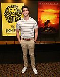 "Adam Kaplan attends the Broadway screening of the Motion Picture Release of ""The Lion King"" at AMC Empire 25 on July 15, 2019 in New York City."