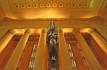 30th Street Amtrak Station, Angel of the Resurrection, WWII Memorial Bronze Sculpture, Philadelphia, PA