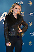 London, UK. 19 January 2016. Dancer Ola Jordan. Celebrities arrive on the red carpet for the London premiere of Amaluna, the latest show of Cirque du Soleil, at the Royal Albert Hall.