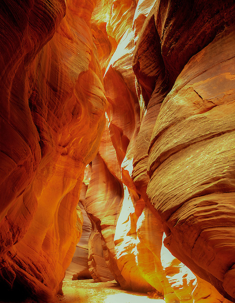 Antelope Canyon, Page, Arizona, .  John offers private photo tours in Arizona and and Colorado. Year-round.