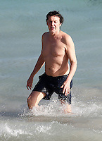 Paul McCartney and wife Nancy Shevell vacationing in Saint Barths
