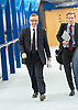 Conservative Party Conference, ICC, Birmingham, Great Britain <br /> 1st October 2014<br /> <br /> Michael Gove MP <br /> <br /> <br /> Photograph by Elliott Franks <br /> Image licensed to Elliott Franks Photography Services