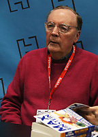 James Patterson 6/1/2018<br /> 2018 Book Expo at the Javitz Center<br /> Photo By John BarrettPHOTOlink.net