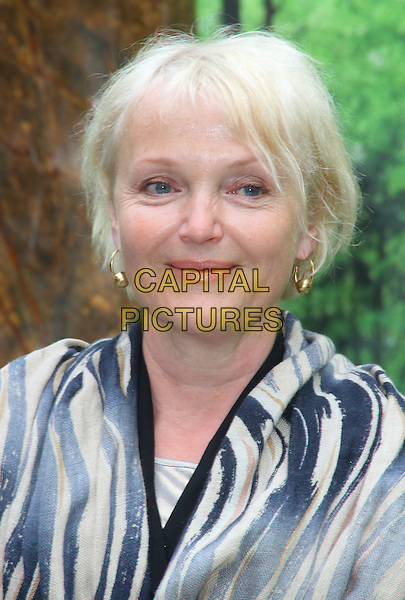 LONDON, ENGLAND - Miranda Richardson attends the 2015 RHS Chelsea Flower Show press &amp; VIP preview day at the Royal Hospital Chelsea on 18th May 2015 in London, England<br /> CAP/JIL<br /> &copy;Jill Mayhew/Capital Pictures