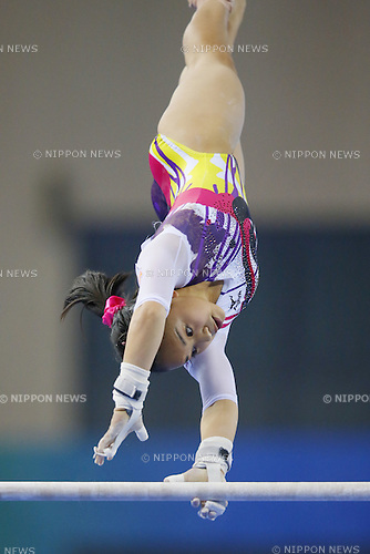 Mai Murakami (JPN), OCTOBER 8, 2014 - Artistic Gymnastics : 2014 World Artistic Gymnastics Championships <br /> Women's Team Final at the Guangxi Gymnasium in Nanning, China. (Photo by Yusuke Nakanishi/AFLO SPORT)