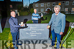 "Members of the St Brendan's Park Residence Committee, hold a vigil ""Shine Your Light"" in St Brendan's Park on Monday night. L to r: Richard O'Halloran (Sec), Brendan Walsh and Tom O'Brien (Chairman)."