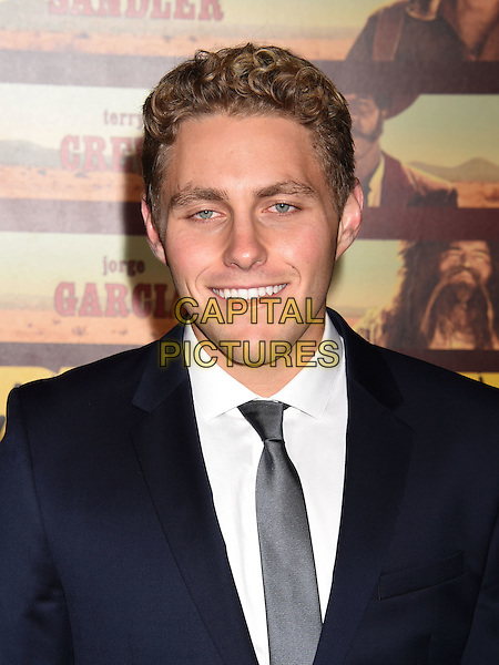 UNIVERSAL CITY, CA - NOVEMBER 30: Actor Jared Sandler arrives at the premiere of Netflix's 'The Ridiculous 6' at AMC Universal City Walk on November 30, 2015 in Universal City, California.<br /> CAP/ROT/TM<br /> &copy;TM/ROT/Capital Pictures