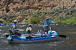 7/10/14 Fishermen & Women Upper Colorado River - Rancho Del Rio to State Bridge
