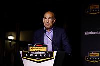 2018 Continental Tire SportsCar Challenge Awards, <br /> IMSA CEO Scott Atherton