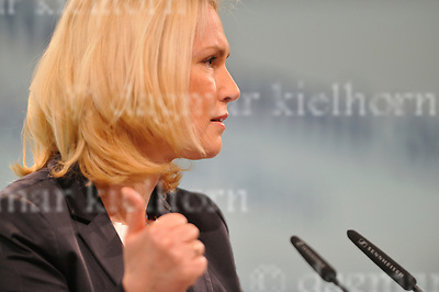 April 25-17,Hotel Intercontinental,Berlin,Germany<br /> Women 20 Summit starts in Berlin <br /> with prominent guests from around the world<br /> Federal Minister of Women Manuela Schwesig during her opening speech