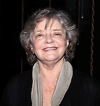Joyce Van Patten attending the Opening Night After Party for the Playwrights Horizons World Premiere Production of 'The Great God Pan' at Heartland Brewery in New York City on December 18, 2012
