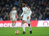 Burnley's Georges-Kevin Nkoudou <br /> <br /> Photographer Ashley Crowden/CameraSport<br /> <br /> The Premier League - Crystal Palace v Burnley - Saturday 13th January 2018 - Selhurst Park - London<br /> <br /> World Copyright &copy; 2018 CameraSport. All rights reserved. 43 Linden Ave. Countesthorpe. Leicester. England. LE8 5PG - Tel: +44 (0) 116 277 4147 - admin@camerasport.com - www.camerasport.com