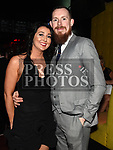 Rob Butler and Amanda Reilly at the ABACAS Ball in the Westcourt Hotel. Photo:Colin Bell/pressphotos.ie
