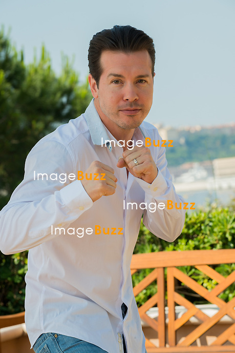"John Seda ""Chicago PD"" attends photocall at the Monte Carlo Beach Hotel on June 10, 2014 in Monte-Carlo, Monaco."