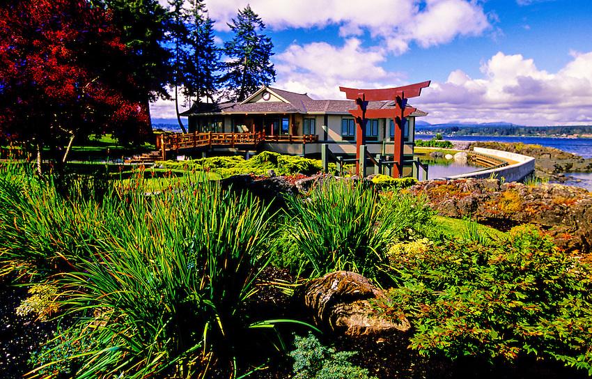 The Spa at April Point, Quadra Island, British Columbia, Canada