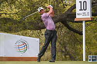Charles Howell III (USA) watches his tee shot on 10 during day 2 of the World Golf Championships, Dell Match Play, Austin Country Club, Austin, Texas. 3/22/2018.<br /> Picture: Golffile | Ken Murray<br /> <br /> <br /> All photo usage must carry mandatory copyright credit (&copy; Golffile | Ken Murray)
