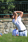 A Harto teeing off on the 11th.on practice day of the USGA at Congressional, Bethesda, Washington, 15/6/11.Picture Fran Caffrey/www.golffile.ie