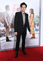 """07 March 2019 - Westwood, California - Cole Sprouse. """"Five Feet Apart"""" Los Angeles Premiere held at the Fox Bruin Theatre. Photo Credit: Birdie Thompson/AdMedia"""