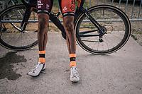 Hageland tan...<br /> <br /> 3rd Dwars Door Het hageland 2018 (BEL)<br /> 1 day race:  Aarschot &gt; Diest: 198km