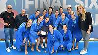 Rapallo Pallanuoto 4a classificata <br /> Catania 12-05-2019 Piscina Plaia  <br /> Campionato Italiano Final Six Unipolsai <br /> Pallanuoto Donne <br /> Finale 3/4 Posto  <br /> Plebiscito Padova - Rapallo Pallanuoto <br /> Foto Andrea Staccioli/Deepbluemedia/Insidefoto