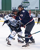 Blaine Byron (Maine - 89), Benjamin Freeman (UConn - 24) - The University of Maine Black Bears defeated the University of Connecticut Huskies 4-0 at Fenway Park on Saturday, January 14, 2017, in Boston, Massachusetts.