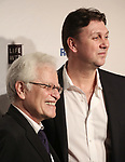 Jerry Zaks and Warren Carlyle attends the 83rd Annual Drama League Awards Ceremony  at Marriott Marquis Times Square on May 19, 2017 in New York City.