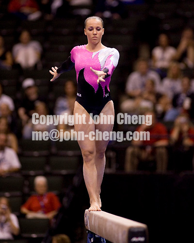 8/18/06 -- Photo by John Cheng -- VISA Championships Women Sr - Chellsie Memmel (M&M)