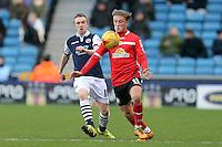 Millwall vs Crewe Alexandra 30-01-16