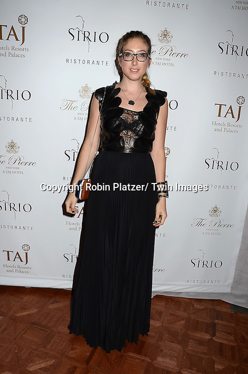 Kyle De Woody attends the Sirio Ristorante New York opening in the Pierre Hotel, a TAJ Hotel on October 24, 2012 in New York City. Sirio Maccioni hosted the party