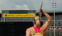 Photo: Tony Oudot/Richard Lane Photography..Aviva London Grand Prix. 25/07/2009. .women's Javelin..