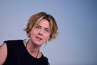Roma, 6 Novembre 2015<br /> La Ministra Beatrice Lorenzin.<br /> Conferenza stampa a Palazzo Chigi al termine del CdM n° 89