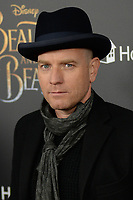 www.acepixs.com<br /> March 13, 2017  New York City<br /> <br /> Ewan McGregor arriving at the New York special screening of Disney's live-action adaptation 'Beauty and the Beast' at Alice Tully Hall on March 13, 2017 in New York City.<br /> <br /> Credit: Kristin Callahan/ACE Pictures<br /> <br /> Tel: 646 769 0430<br /> Email: info@acepixs.com