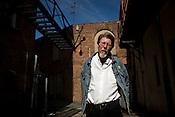 James Hawley, Poet, Durham, NC, 2009