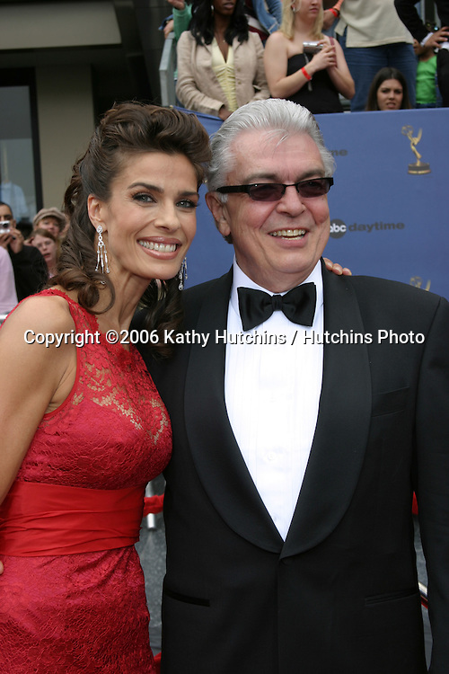 Kristian Alfonso & dad.33rd Daytime Emmy Awards.Kodak Theater.Hollywood & Highland.Los Angeles, CA.April 28, 2006.©2006 Kathy Hutchins / Hutchins Photo..